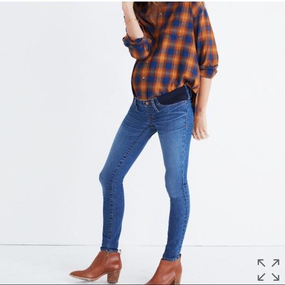 5eed797433c27 Madewell Denim - Madewell Maternity Jeans